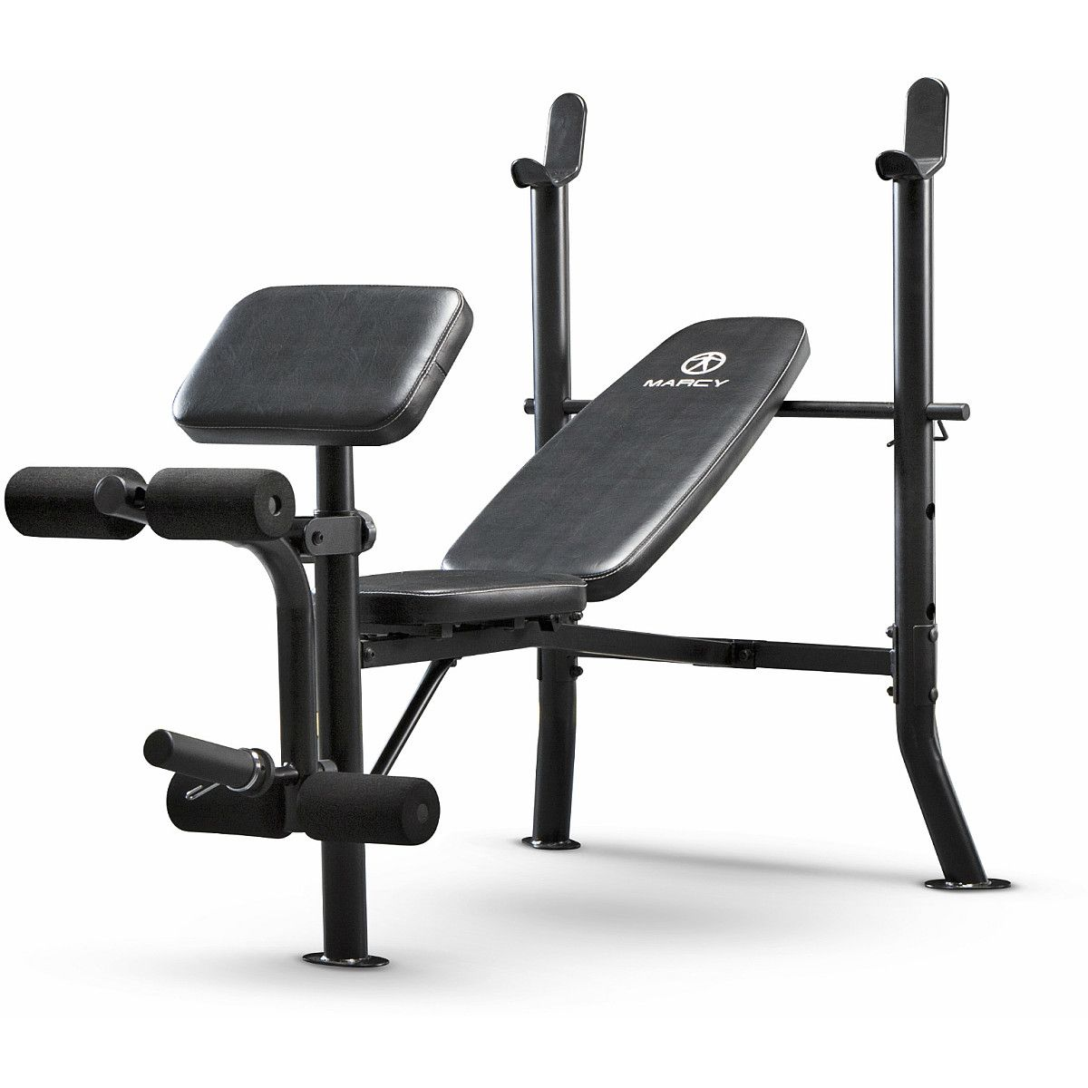 Marcy Standard Bench Weight Benches Bench Workout Adjustable Weight Bench