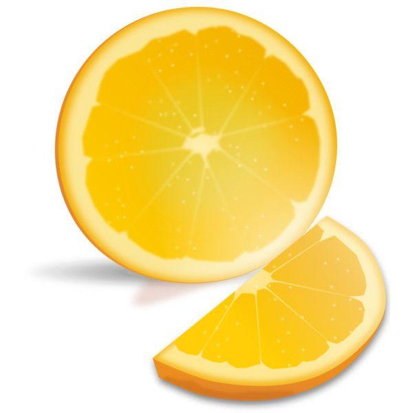 Orange Slice Liked On Polyvore Featuring Food Orange Orange Recipes Orange Slices