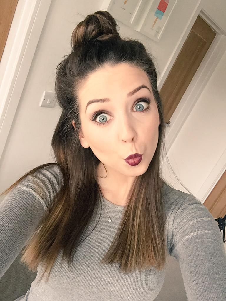 Zoella Sugg YouTube Pinterest Zoella Youtube And Sugg Life - Hairstyles for short hair zoella