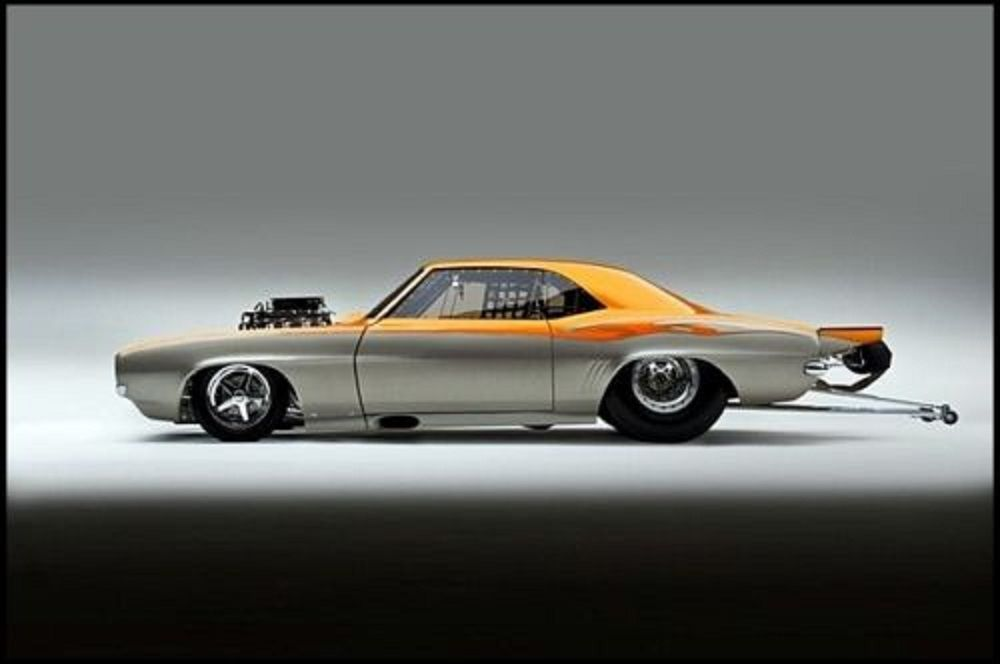 1969 Chevrolet Camaro Rad Rides by Troy car | Classic Cars for ...