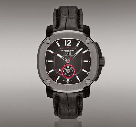 burberry automatic watches
