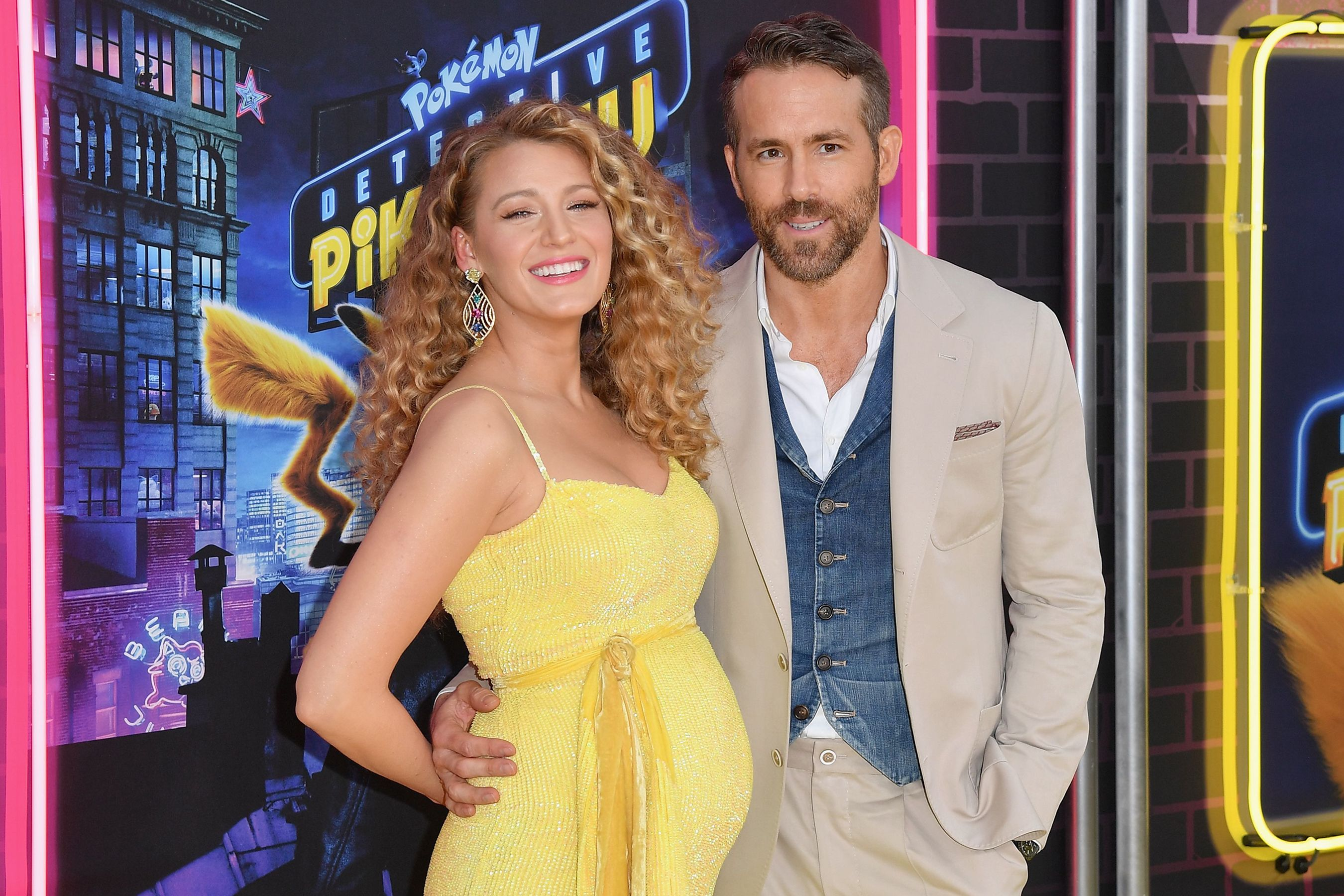 Ryan Reynolds Shares the 'Greatest Present' Wife Blake