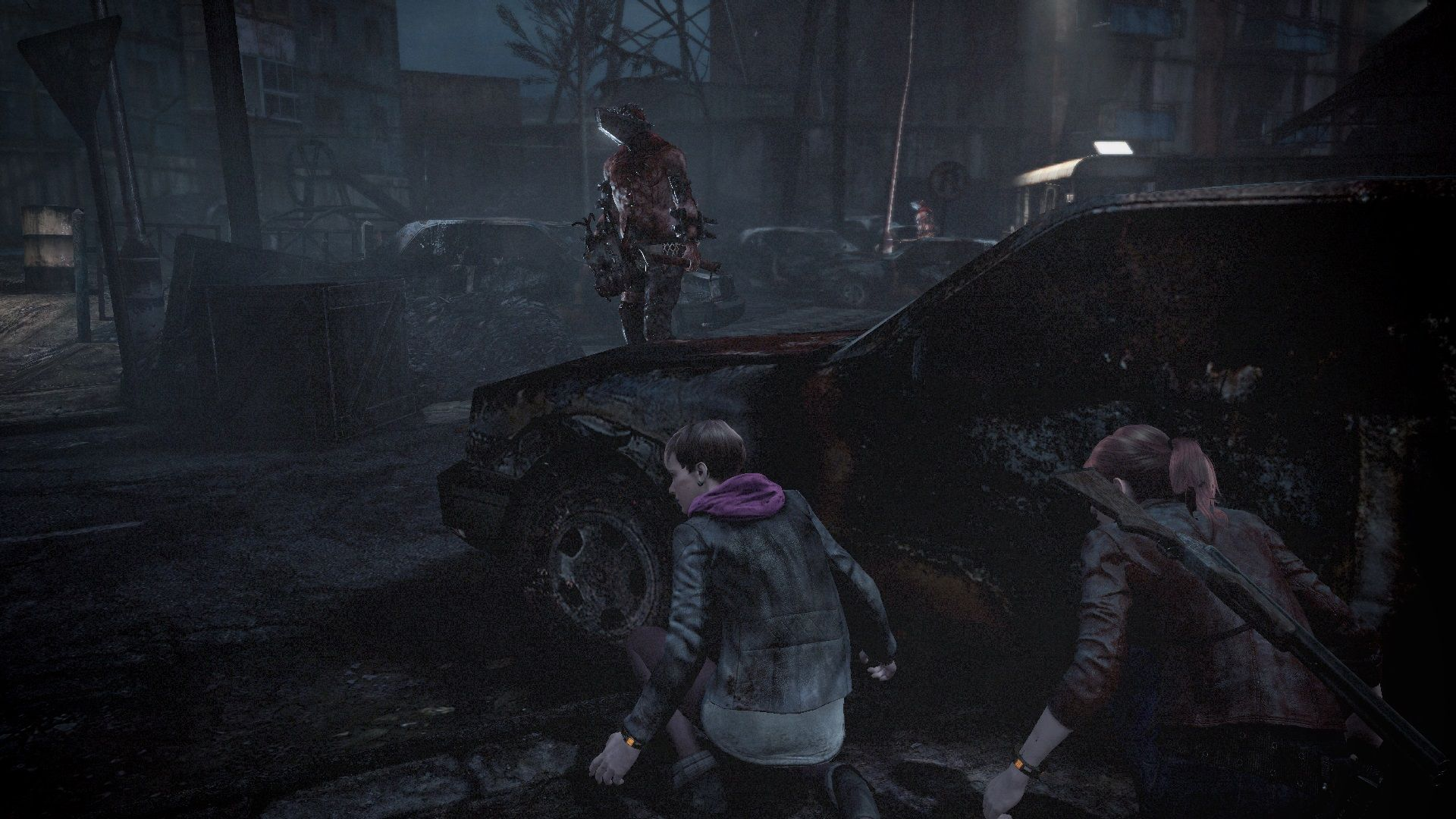 New Resident Evil Revelations 2 Screenshots Feature Terrifying