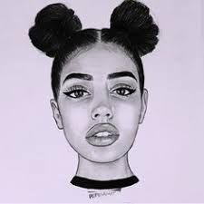 Image Result For Easy Things To Draw Of People Dabbing Drawings Black Girl Art Art Drawings