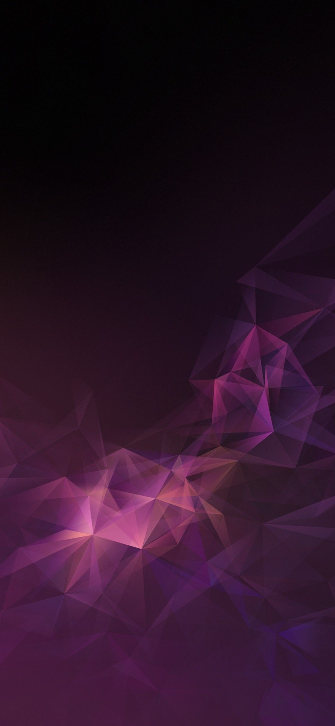Ruby S9 S9 Plus Wallpaper Galaxy Colour Abstract Digital Art