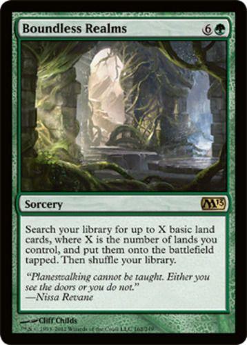 MTG 4x SCOUTING TREK Invasion *Search Basic Lands*
