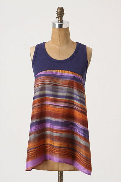 cute tank but with different fabric