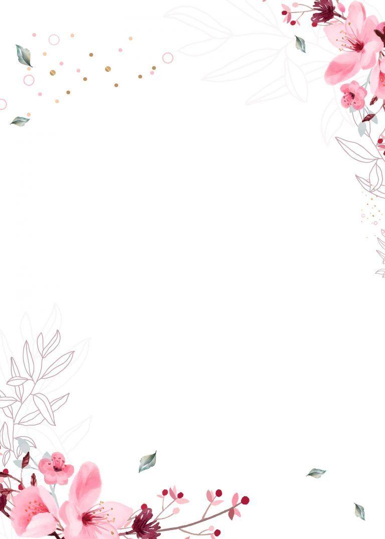 Planner Floral contracapa - Fazendo a Nossa Festa