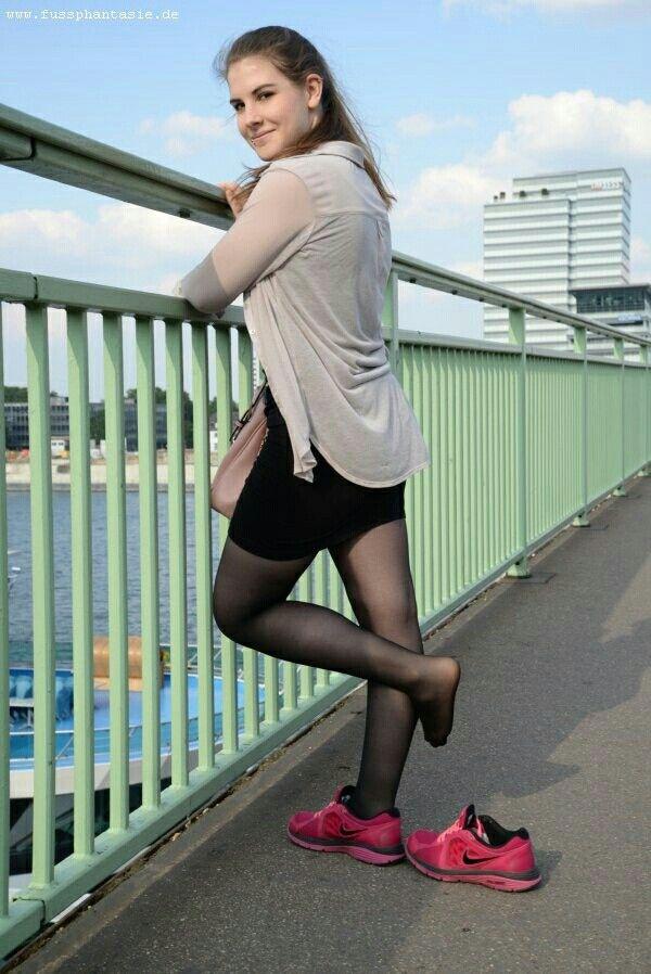 high socks thigh Amateur