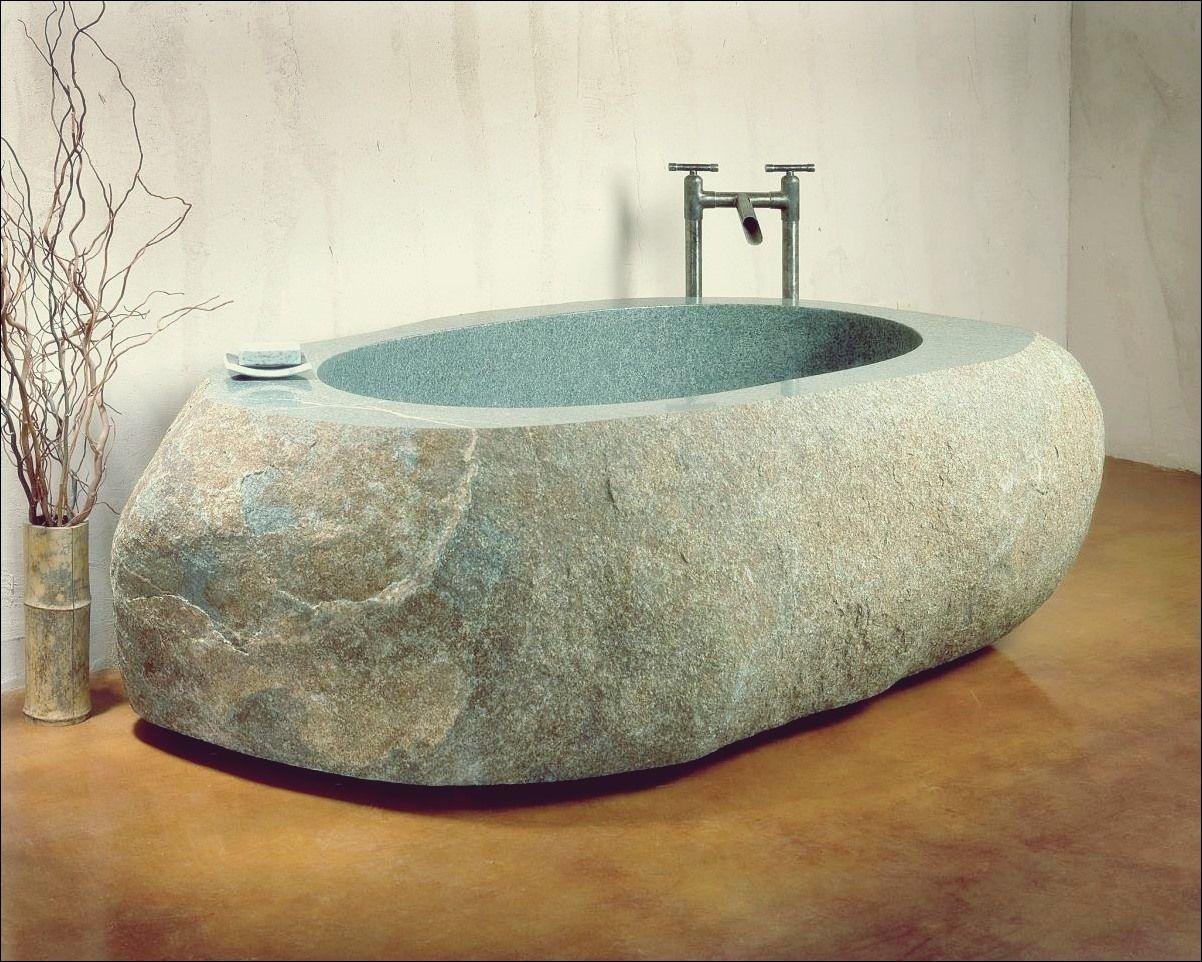 Die Neuesten Designs Die Badewannen In Kunstwerke Verwandeln Badewanne Aus Stein Bad Design Natursteine