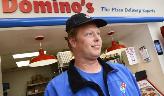 Indiana Wesleyan Students Learn an Invaluable Lesson #dominos