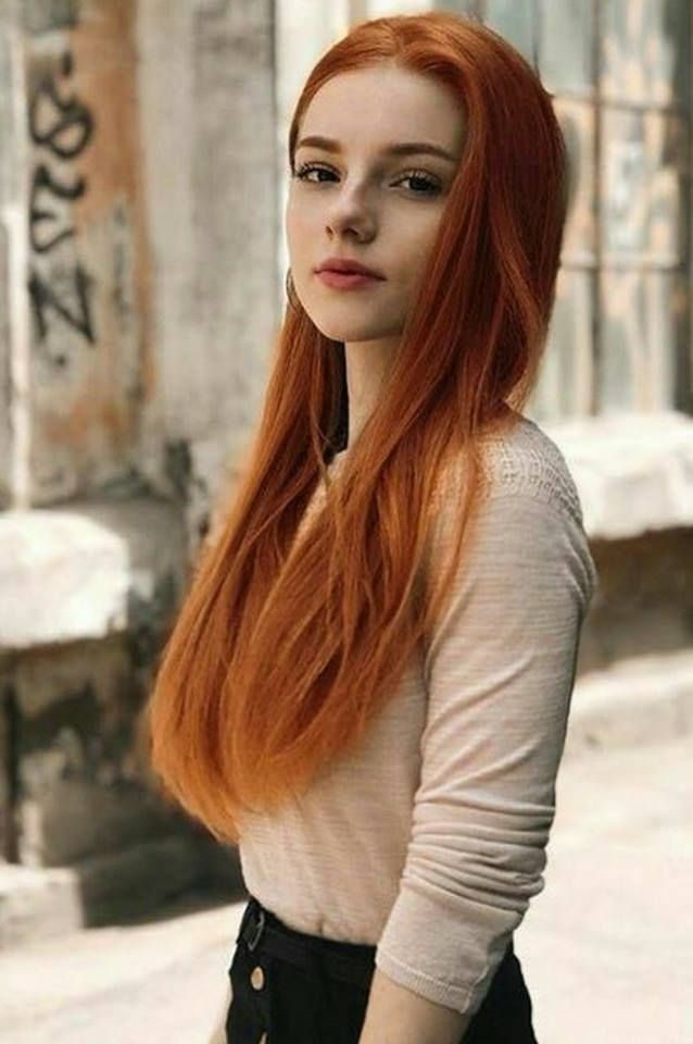 lange rote haare . :: #haare #lange
