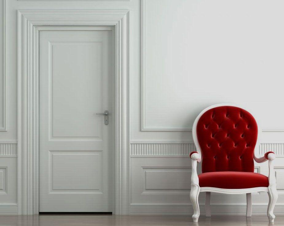 Pintu Pvc Pintu Wpc Di 2020 Decal Dinding Interior Ruangan