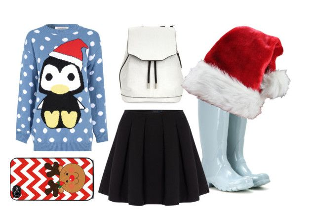 """""""snow"""" by mexie ❤ liked on Polyvore featuring Glamorous, Hunter, Polo Ralph Lauren and rag & bone"""