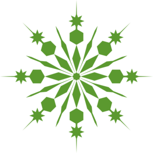 green snowflake clip art christmas pinterest clip art cutting rh pinterest com winter wonderland background clipart winter wonderland clip art borders