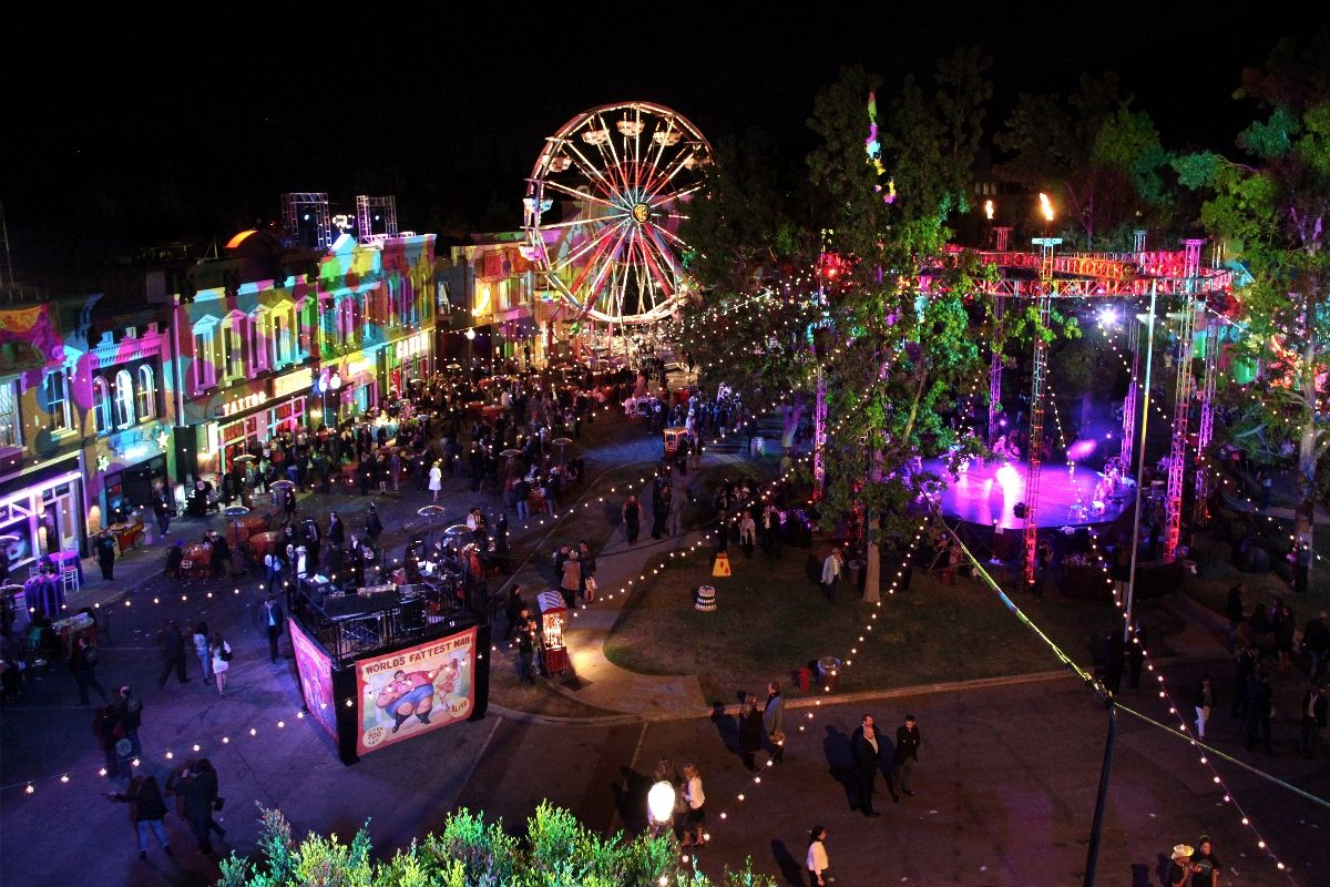 Warner Bros Special Events Carnival Gala Special Events Carnival Circus Party