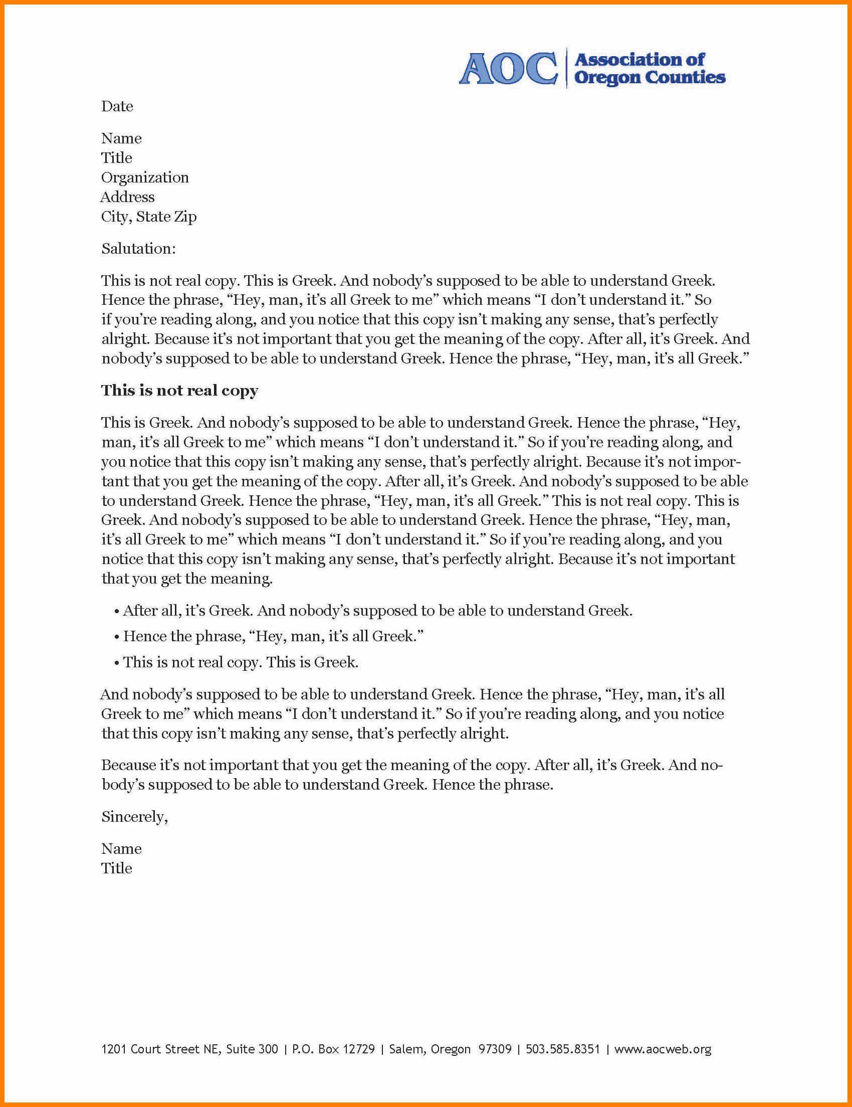 image result for letterhead examples letterhead pinterest