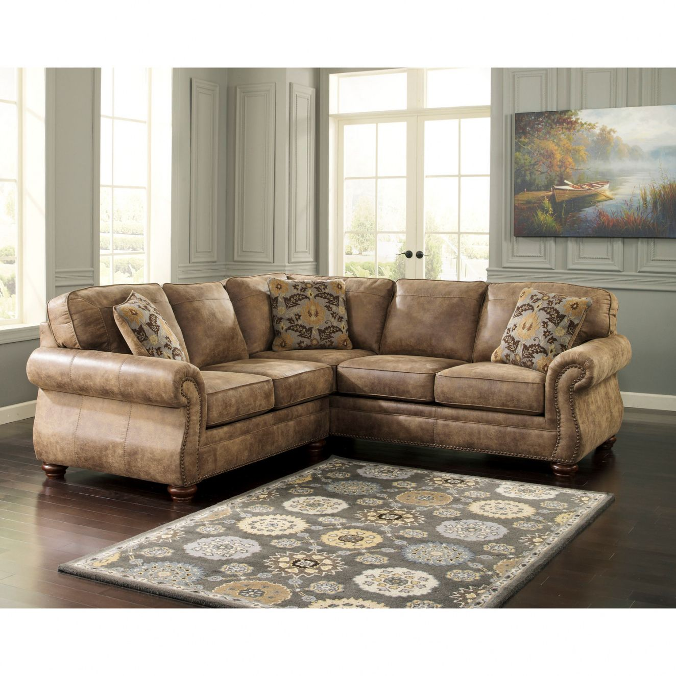 Small brown sectional sofa interior house paint ideas check more
