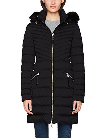 Tommy Hilfiger Women S New Nikki Coat Black Black Beauty 6 Manufacturer Size X Small Tommy Hilfiger Tommy Hilfiger Women Women