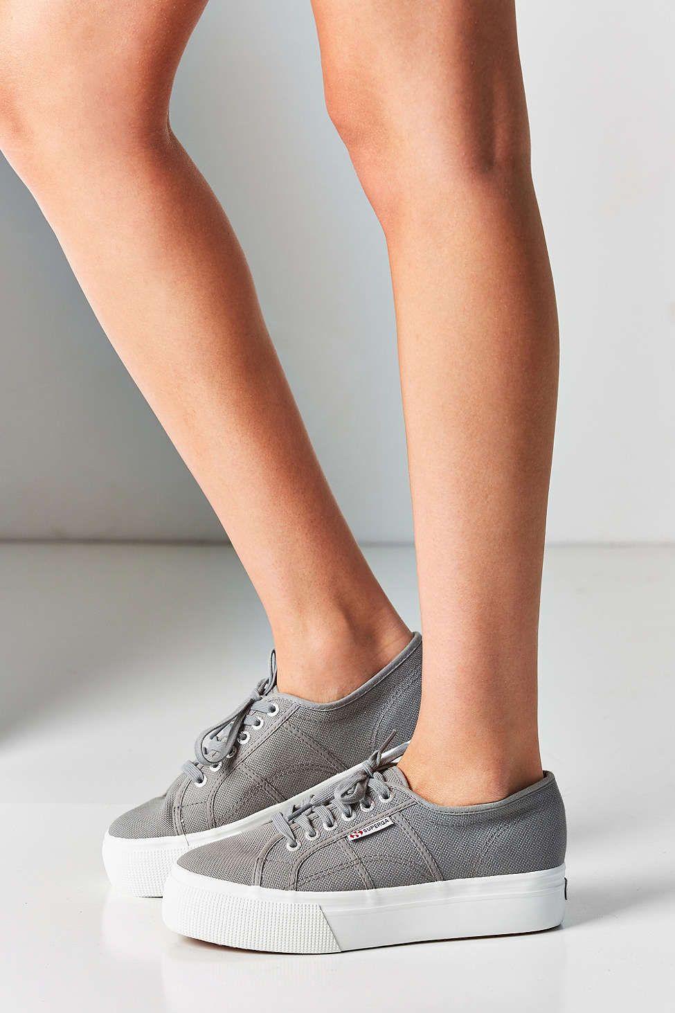 d05cf3f5dfe5 Superga 2790 Linea Platform Sneaker