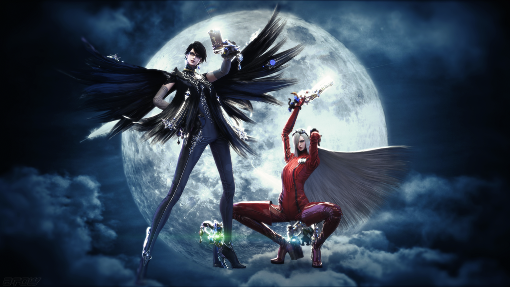 This Model Is So Much Better Than The First Game S Model Even Texture Wise Bayonetta Platinum Games Witch Art
