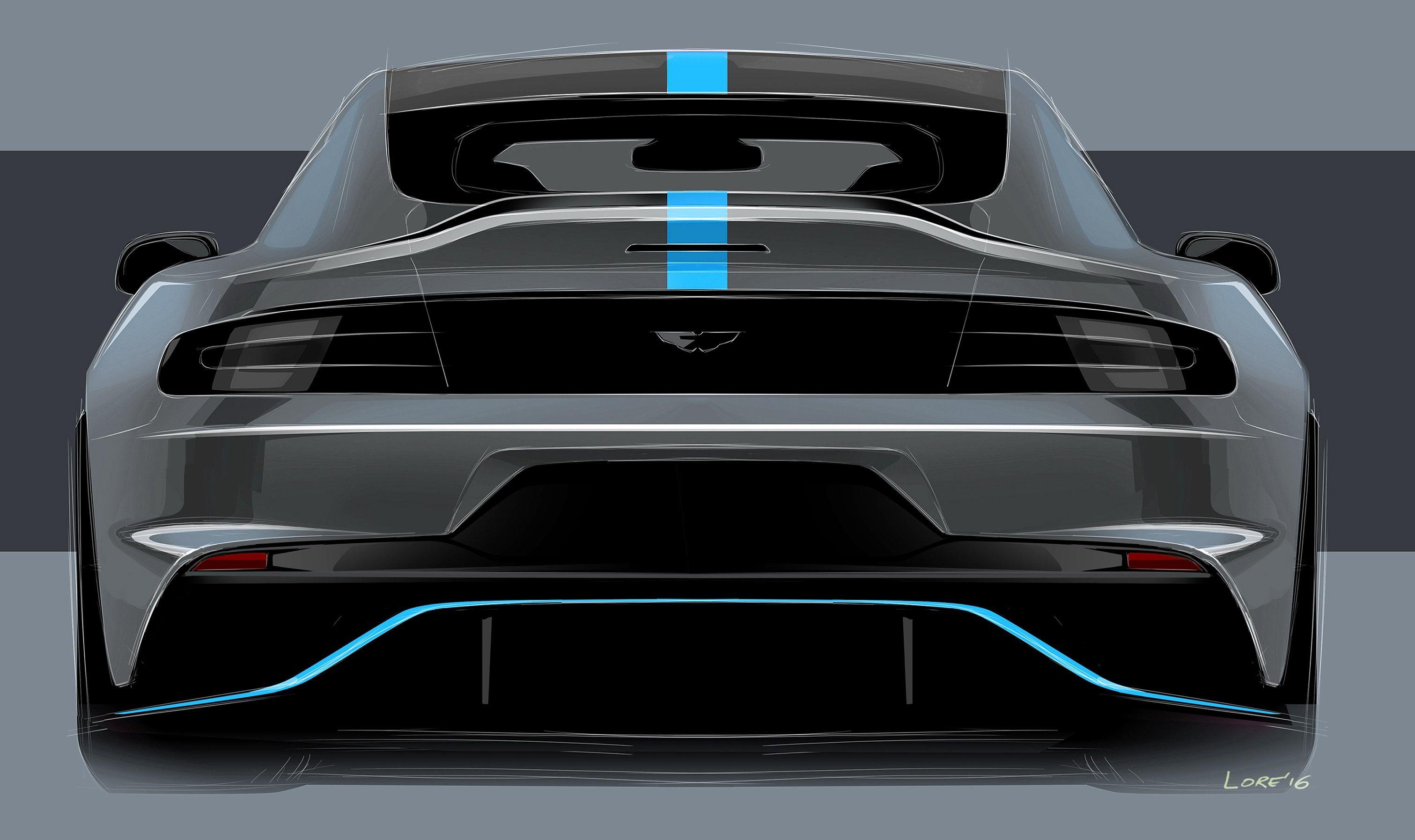 Aston Martin Says Its Fleet Will Go All Hybrid Aston Martin Rapide Aston Martin Hybrid Car