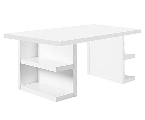 Scrivania In Legno Bianco : Scrivania in legno bianco spey design in