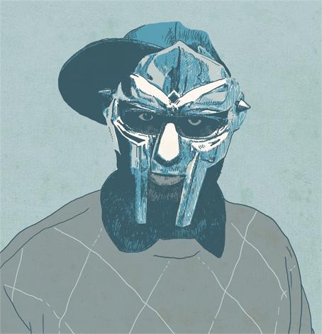 Mf Doom Hip Hop Artwork Cover Artwork Graffiti Art