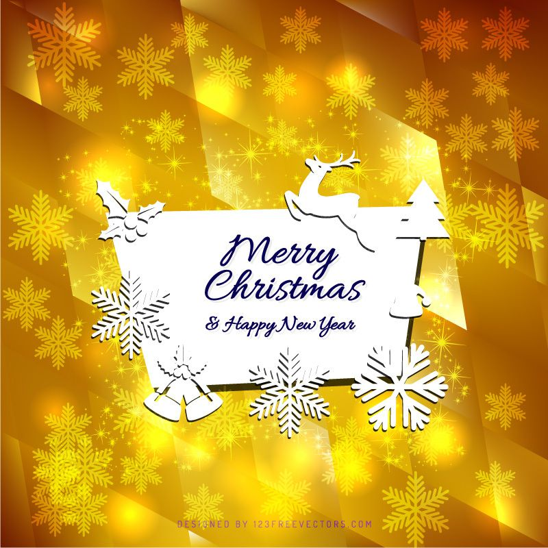 merry christmas and happy new year card background template free christmas backgrounds christmas background vector