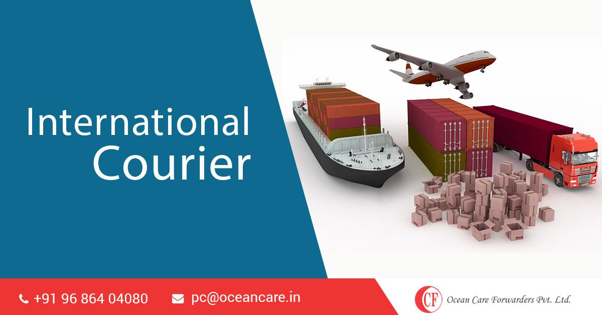 Ocean care forwarders pvt ltd provides full-scale supply chain