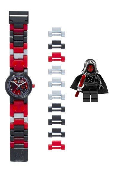 Lego Star Wars Darth Maul Character Watch Figurine Kids Nordstrom Lego Star Star Wars Darth Lego Star Wars