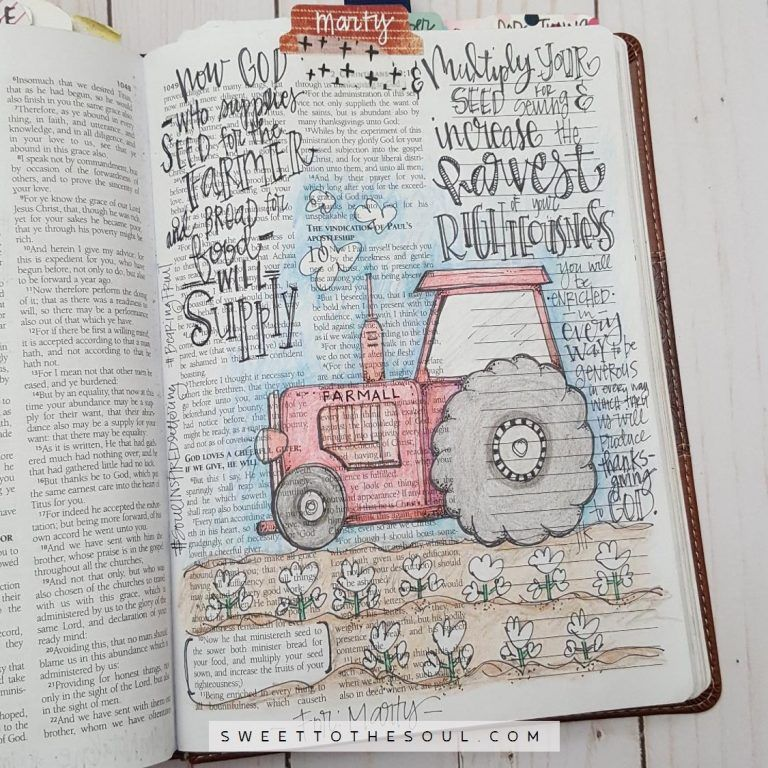 Soul Inspired Bible Journaling - Alyssa Avant, Christian Author and Podcaster