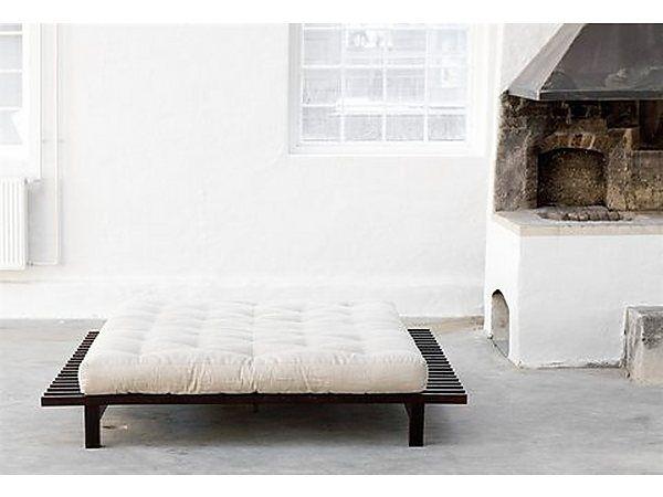 Jetzt Wohlfuhl Bett Karup Gunstig Im Schlafwelt Online Shop Bestellen Bett Ideen Futonbett Bettwasche Blau