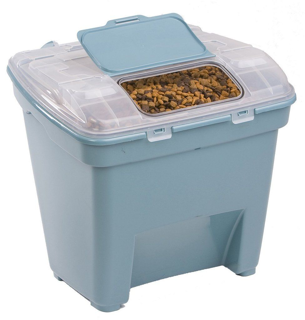 Airtight Dog Food Containers | Airtight food storage containers, Dog ...