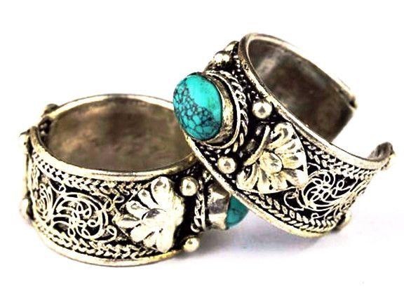 Joplin Amulet Handcarved Ring