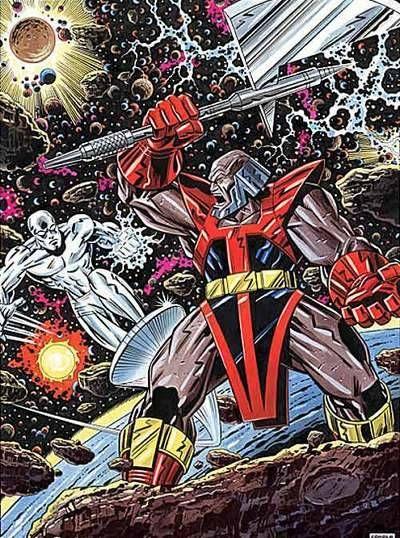 Marvel - Terrax - Google Search | Marvel comics art ...