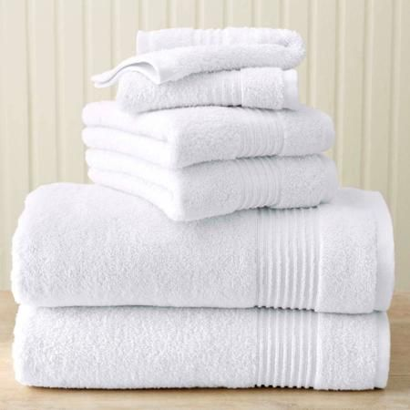 Better Homes and Gardens Extra Absorbent Bath Towel 4 Piece Assorted Set & Better Homes and Gardens Extra Absorbent Bath Towel 4 Piece ...