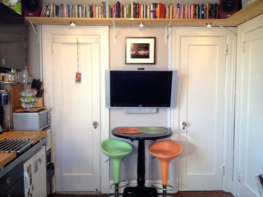 The Smallest of the Small: Homes Under 300 Square Feet Small Cool Contest 2013 | Apartment Therapy