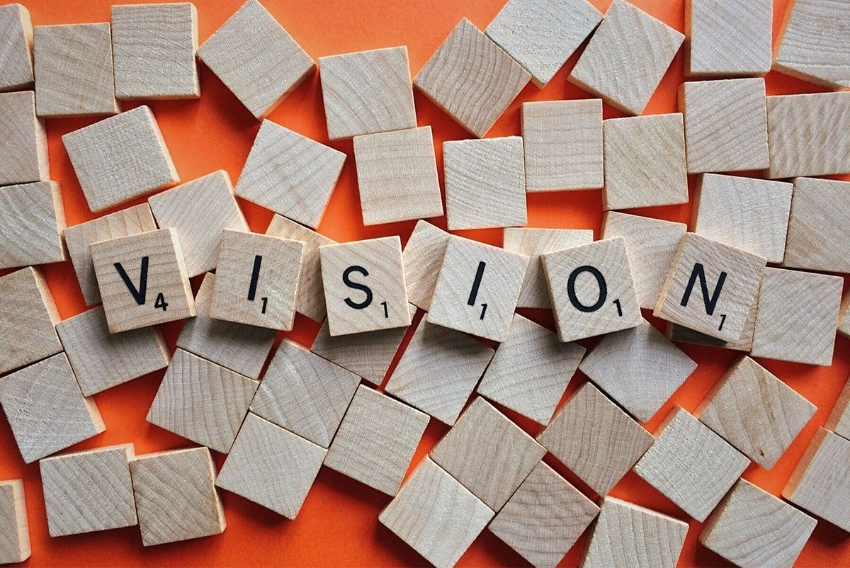 Create Your Vision School Loves You Making a vision