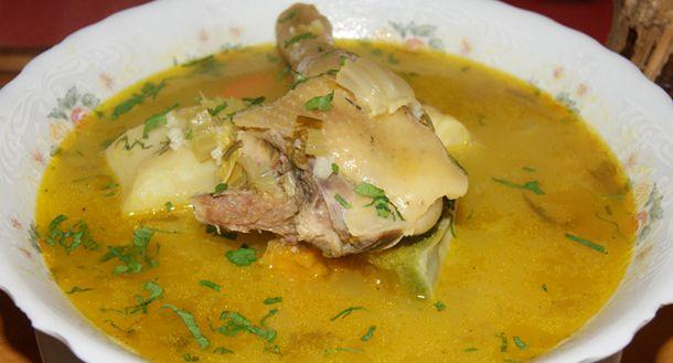 Cazuela de ave nogada: proveniente de El Almendral, en la provincia de Chacabuco y cercano a Los Andes #PlatosDeChil… | Recetas para cocinar, Comida chilena, Comida
