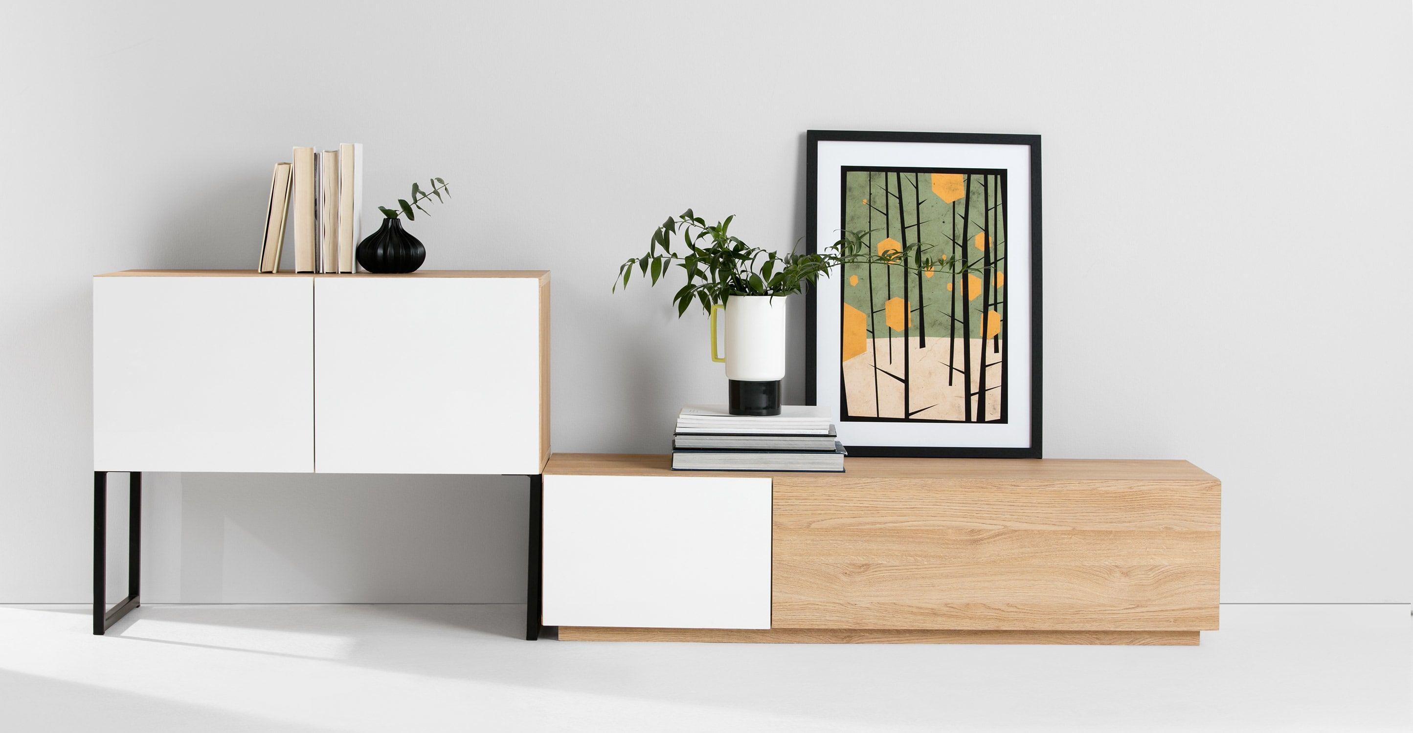 hopkins sideboard entdecke moderne designmbel jetzt bei made - Meuble Tv Made In Design