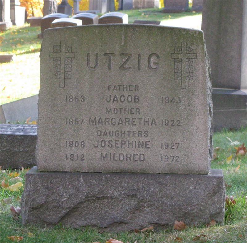 Margaretha Utzig