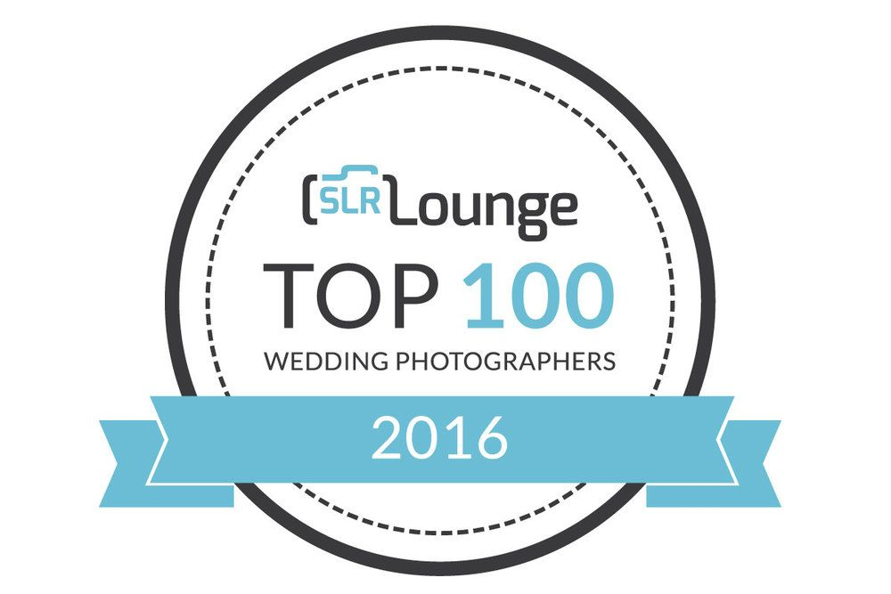 100 BEST WEDDING PHOTOGRAPHERS IN THE US AND CANADA FOR 2016    So exited to announce that I was selected as Top 100 best photographers in United States and Canada for 2016!!!   https://www.slrlounge.com/100-best-wedding-photographers-in-the-us-and-canada/