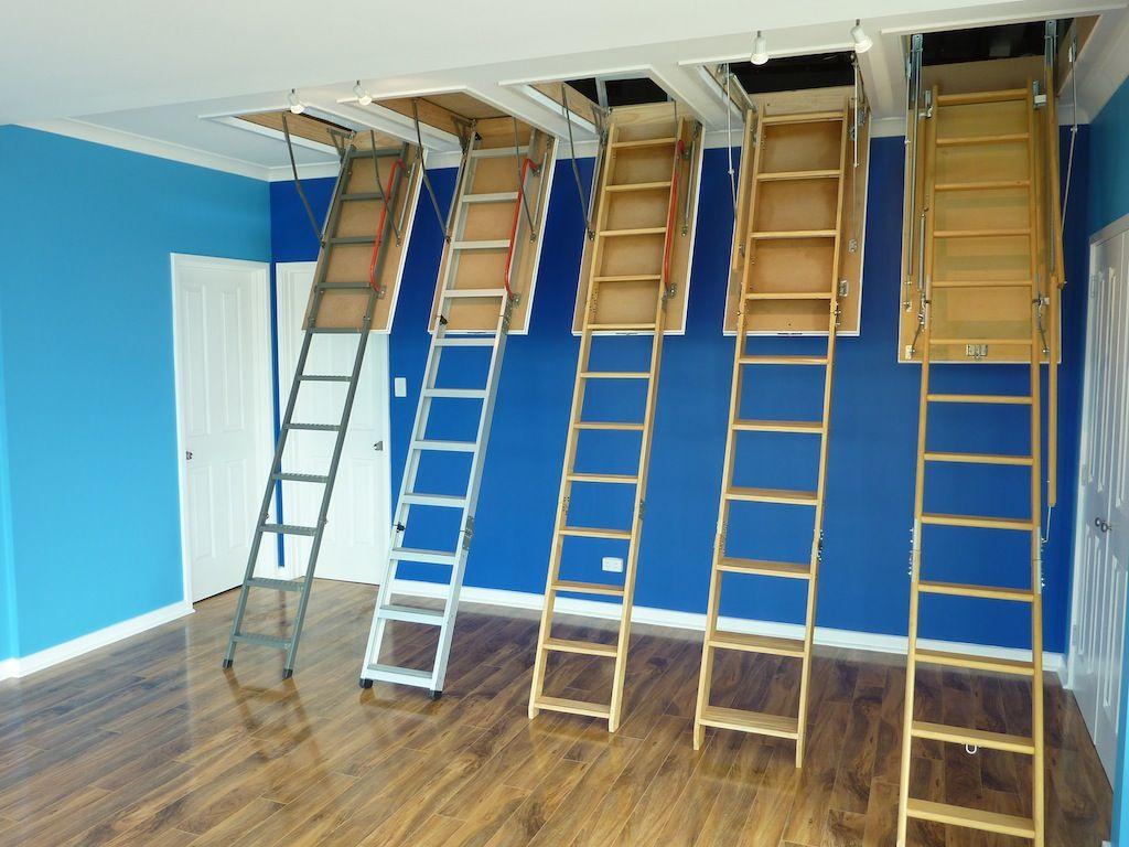 Attractive Attic Storage Systems | Showroom