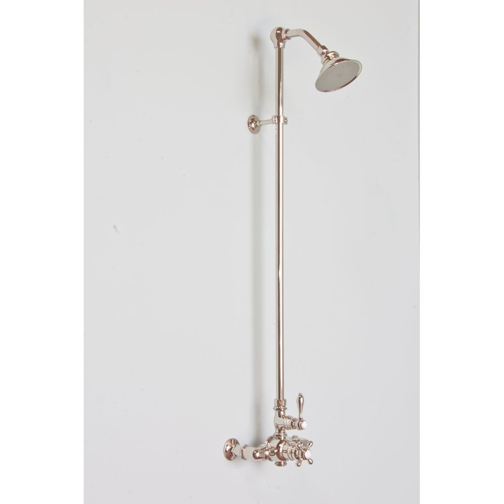 Strom Plumbing Exposed Thermostatic Shower Set | Shower set, Tap and ...