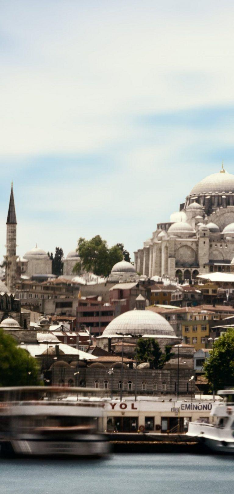 Istanbul Wallpaper – [1080×2280] 4K