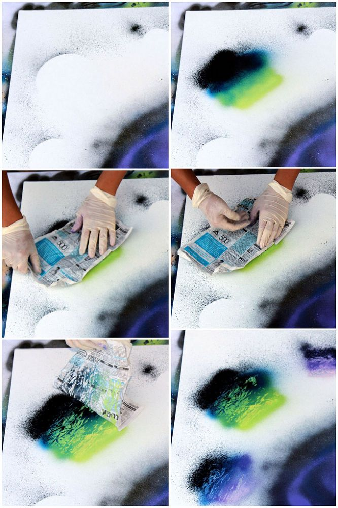 How To Do Spray Paint Galaxy Art Spray Paint Art Spray Paint Artwork Galaxy Painting