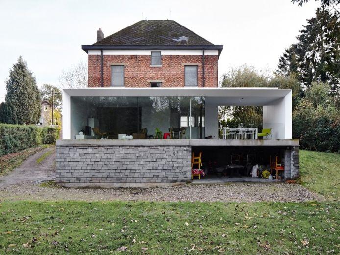 house V-C - GBA