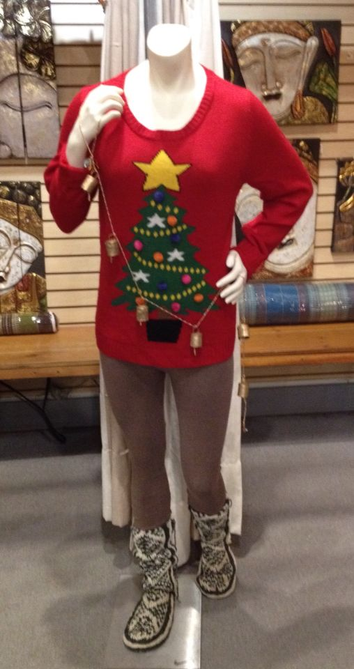 Holiday Sweater Sale...save the tax from Nov 16-22!