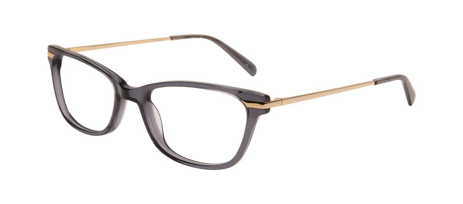 66b809fa1ccb Affordable fashion glasses rectangle eyeglasses women comet plus gold  shadow tilt jpg 1600x707 Pretty rectangle eyeglasses